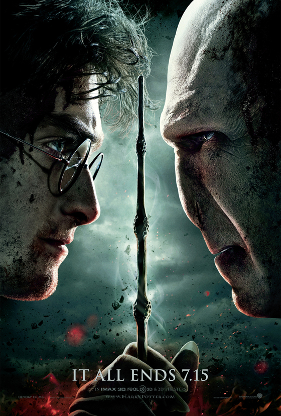 Harry Potter 7,2