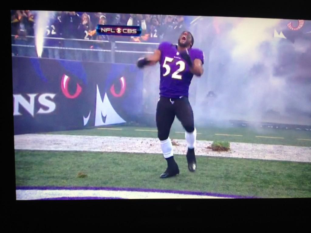Ray Lewis Ravens