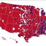 Kort fra USA