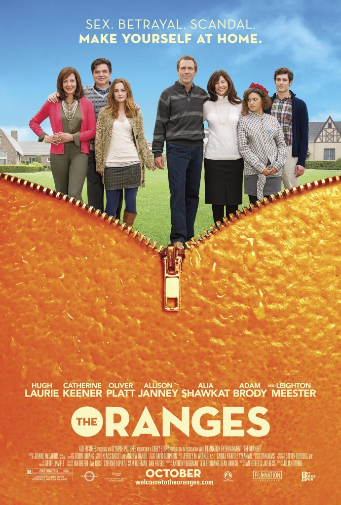 """Mange mænd drømmer om en yngre elskerinde, men skal du forfølge den drøm, skal det måske ikke som David Walling i """"The Oranges""""."""