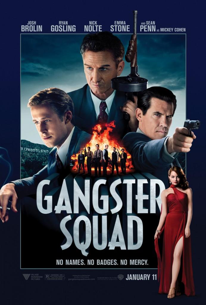 Vold og visuelle hjælpemidler en masse hjælper denne gangsterfilm op på et meget højt niveau.