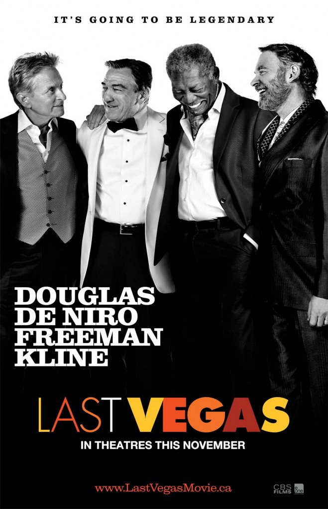 Morgan Freeman, Robert De Niro, Kevin Kline og Michael Douglas blæser liv i lærredet i dette festorgie af en film.