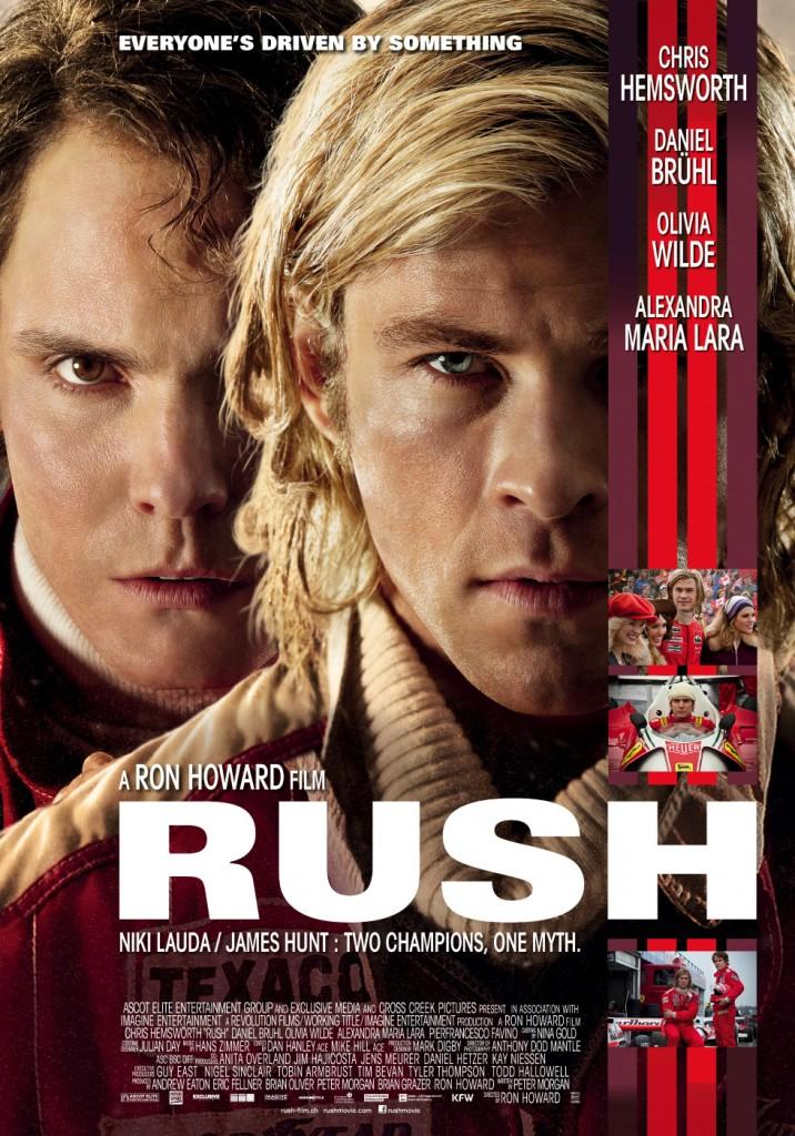James Hunt og Niki Lauda levede to meget forskellige liv i den samme fascinerende verden og nåede begge utrolige resultater.