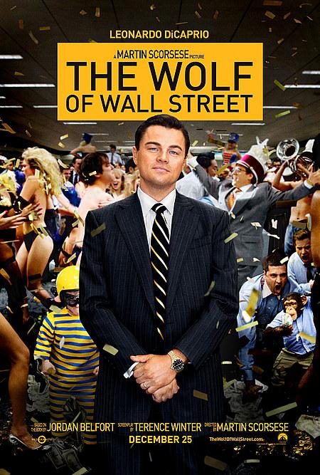 """Livet på Wall Street har været mere underholdende, end det er i disse dage, og det udstiller Scorsese på bedste vis i """"The Wolf of Wall Street""""."""